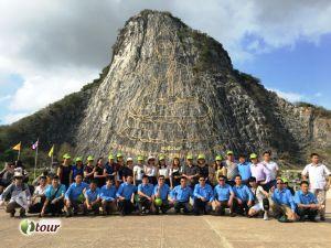 Du lịch Thái Lan: Bangkok - Pattaya 5 ngày FD