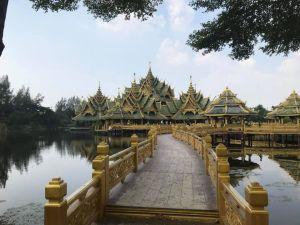 Du lịch Thái Lan: Bangkok - Pattaya -Muongboran - Chợ Nổi, 5 ngày bay FD