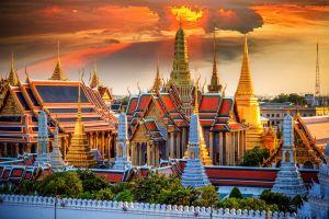 Du lịch Thái Lan: Bangkok - Pattaya - Safari - Baiyork TG, 5 ngày