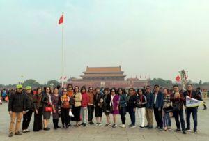 Du lịch Thượng Hải - Bắc Kinh - Hàng Châu - Tô Châu VN tầu cao tốc