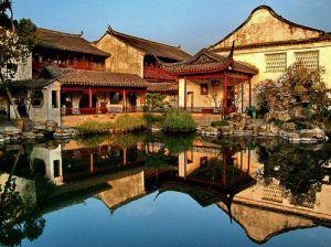 Du lịch Bắc Kinh - Thượng Hải - Hàng Châu - Tô Châu (tàu thường)