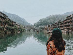 Du lịch Trương Gia Giới - Phượng Hoàng Cổ Trấn 5 ngày bay CZ