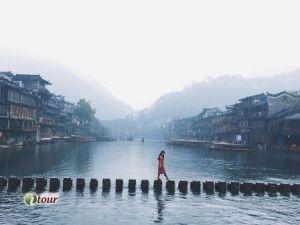 Du lịch Trương Gia Giới - Phượng Hoàng Cổ Trấn 6 ngày 5 đêm bay thẳng