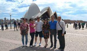 Du lịch Úc: Melbourne - Canberra - Sydney,  7 ngày