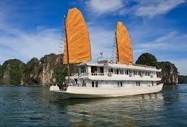 Du thuyền Hạ Long: Du thuyền Elizabeth Sails