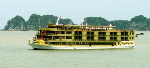 Du thuyền Golden Cruise 2 ngày 1 đêm 5 sao