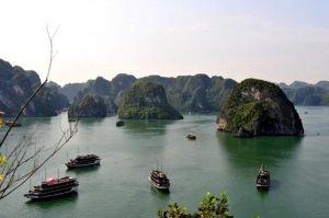 Du lịch Hà Nội - Hạ Long - Cát Bà, ngủ khách sạn