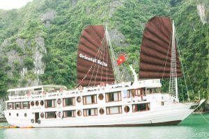Hà Nội – Hạ Long Ngủ tàu Oriental Sails 2 ngày