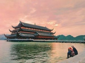 Hà Nội - Tam Chúc - Địa Tạng Phi Lai