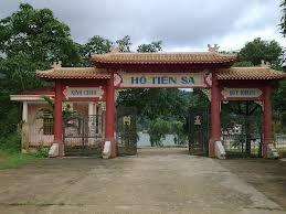 Du lịch Hà Nội - Hồ Tiên Sa
