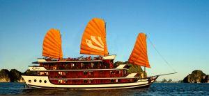 Huyền thoại đêm Hạ Long trên du thuyền Thiên Nga
