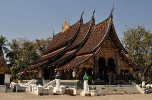 Du lịch Lào - Viêng Chăn - Luang Phrabang 5 ngày