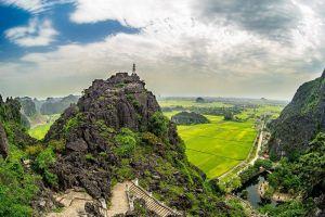 Du lịch Hà Nội - Ninh Bình - Đường Lâm - Tam Đảo - Chùa Hương - Chùa Thầy - Chùa Tây Phương