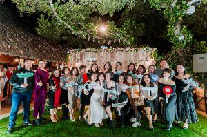 Teambuilding: Chung sức tại Đầm Long