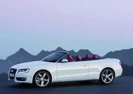 Thuê xe cưới hỏi Audi A4 mui trần