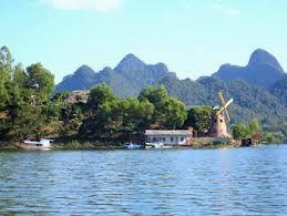 Du lịch Hà Nội - Thung Nai