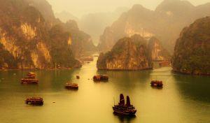 Tour ghép lẻ: Hà Nội - Hạ Long - Bái Đính - Tràng An 4 ngày