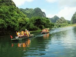 Du lịch Hà Nội - Ninh Bình - Hạ Long - Yên Tử - Chùa Hương