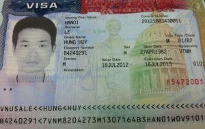 Visa Hoa Kỳ