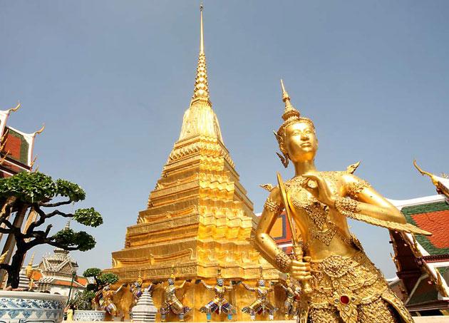 Du lịch Thái Lan Bangkok - Pattaya - Safari -Baiyork, bay VN